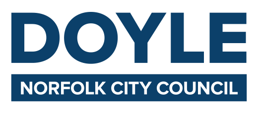 Courtney Doyle for Norfolk City Council